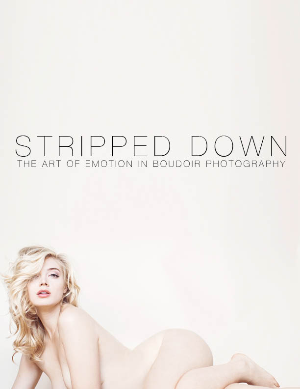 Stripped Down Cover